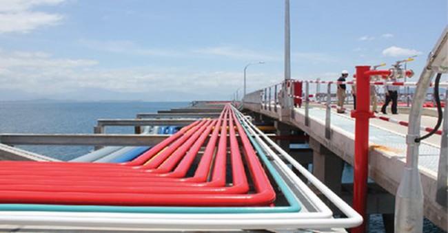 Đến 2020 sẽ xây mới 568 km đường ống xăng dầu