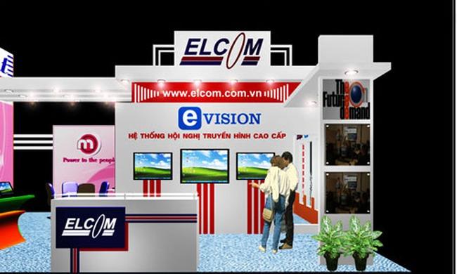 Elcom: Trích lập khoản lớn dự phòng đầu tư, quý 3 lãi 7 tỷ đồng