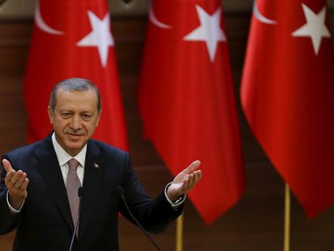 Tổng thống Thổ Nhĩ Kỳ ước vụ bắn máy bay Nga chưa xảy ra