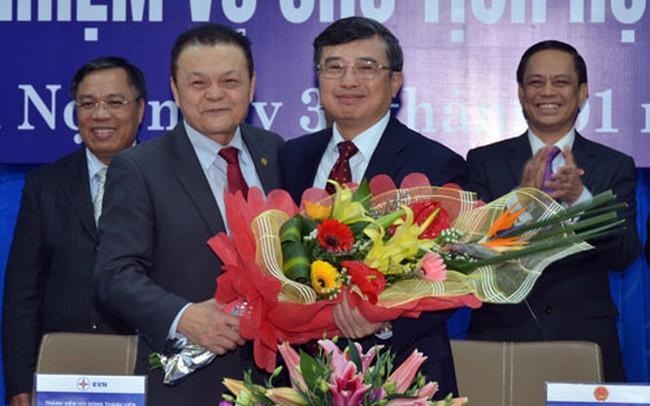 Tổng giám đốc EVN lần thứ hai kiêm nhiệm ghế Chủ tịch