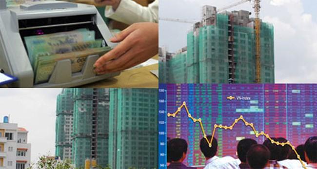 Bất động sản đứng đầu danh sách thoái được vốn nhiều nhất của DNNN