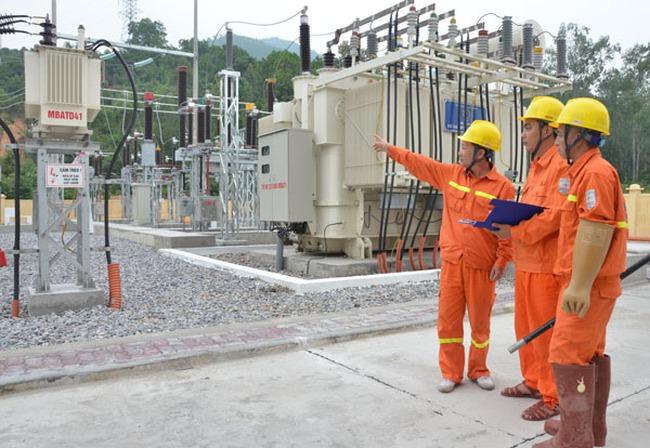 EVN rót trên 72.000 tỷ đồng vào các dự án trong 8 tháng đầu năm