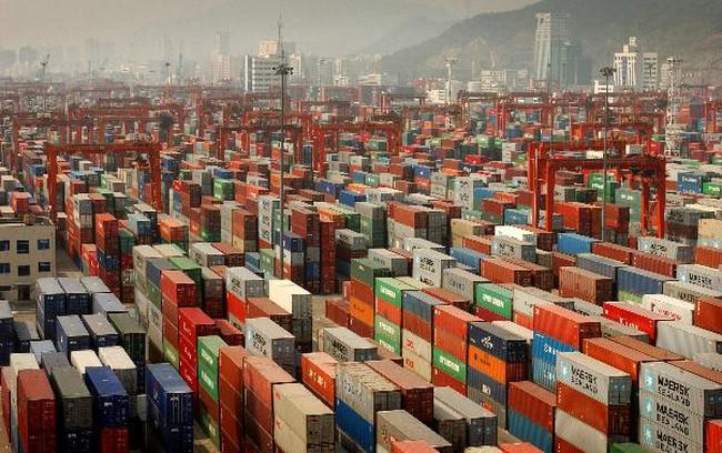 Xuất khẩu của Trung Quốc giảm mạnh