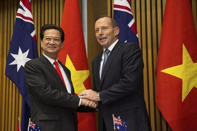 Việt Nam – Australia tăng cường quan hệ đối tác toàn diện