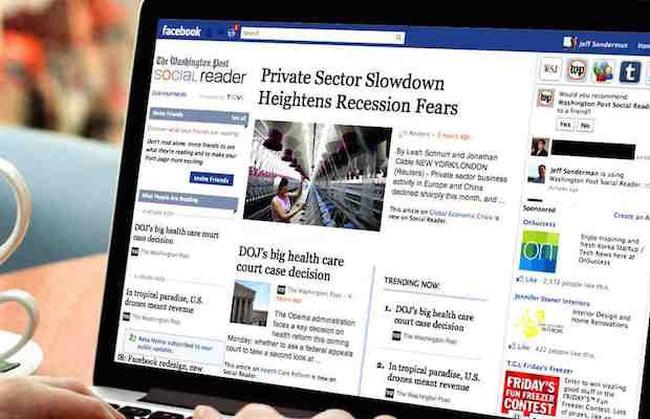 """Tin tức - """"mặt trận"""" mới của Snapchat, Twitter và Facebook"""