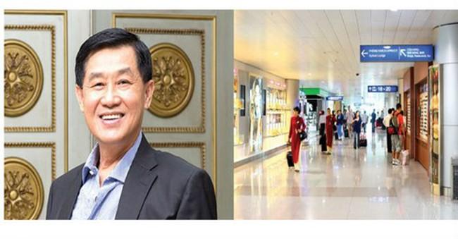 """Sasco có gì hấp dẫn """"ông trùm"""" hàng hiệu Johnathan Hạnh Nguyễn?"""