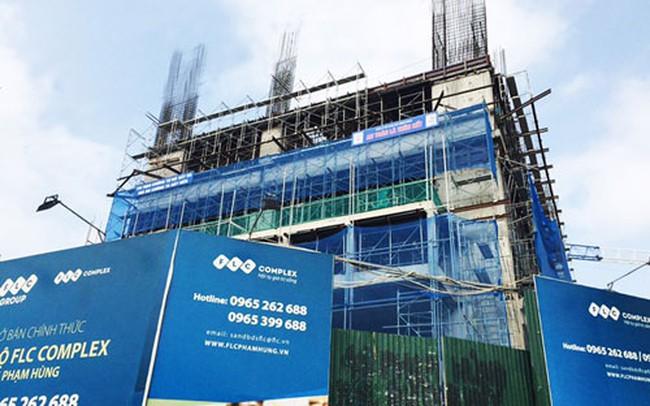 FLC Complex 36 Phạm Hùng có thể vượt tiến độ