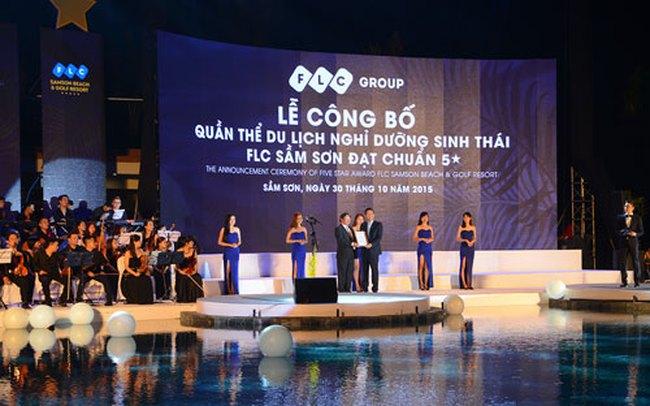 FLC Sầm Sơn được xác nhận đạt 5 sao và 2 kỷ lục