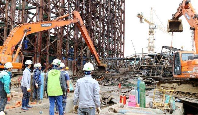 Phát hiện 541 lỗi vi phạmở dự án Formosa