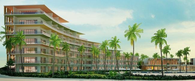 Sắp ra mắt 2 khu nghỉ dưỡng Fusion Resorts & À La Carte