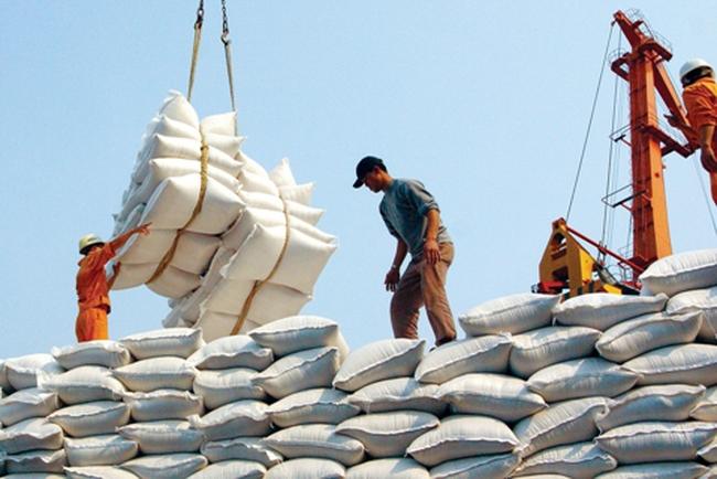 Xuất khẩu gạo đã đạt gần 4,5 triệu tấn