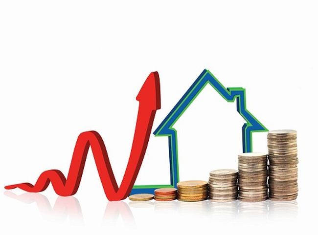 Giá nhà lại tăng?