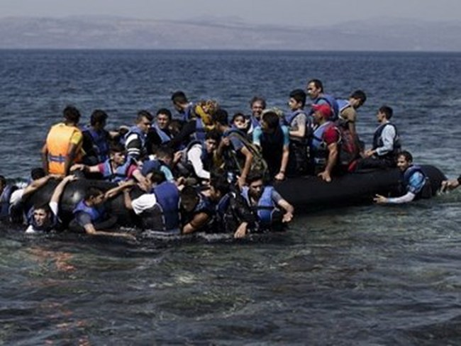 Chìm tàu chở người di cư đến Hy Lạp, hàng chục người thiệt mạng
