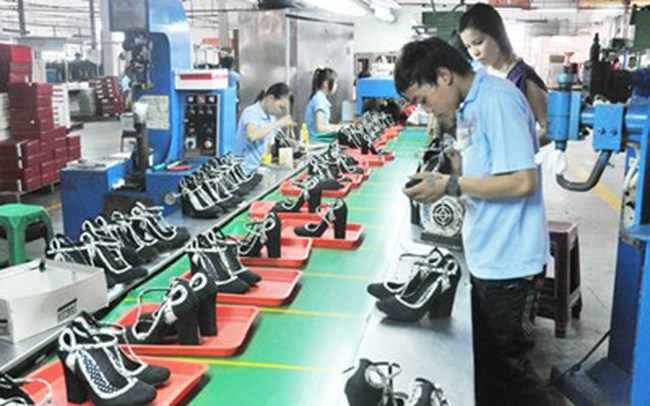 Ngành da giày đặt mục tiêu xuất khẩu 14 tỷ USD năm 2015