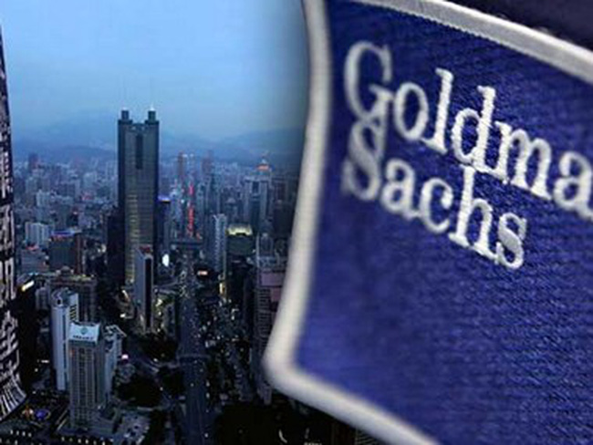 """Công ty Trung Quốc """"nhái"""" cả tập đoàn tỷ đô Goldman Sachs"""