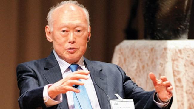 Phong cách lãnh đạo độc đáo của Lý Quang Diệu