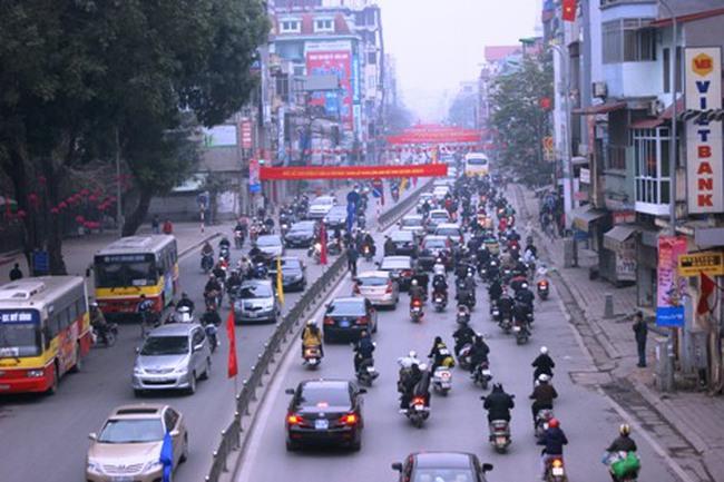 Hà Nội triển khai giai đoạn 2 dự án Thiết kế tuyến đường Tôn Đức Thắng - Nguyễn Trãi