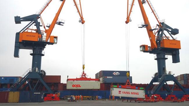 Cảng Hải An điều chỉnh giá niêm yết lên 40.000 đồng/cổ phiếu