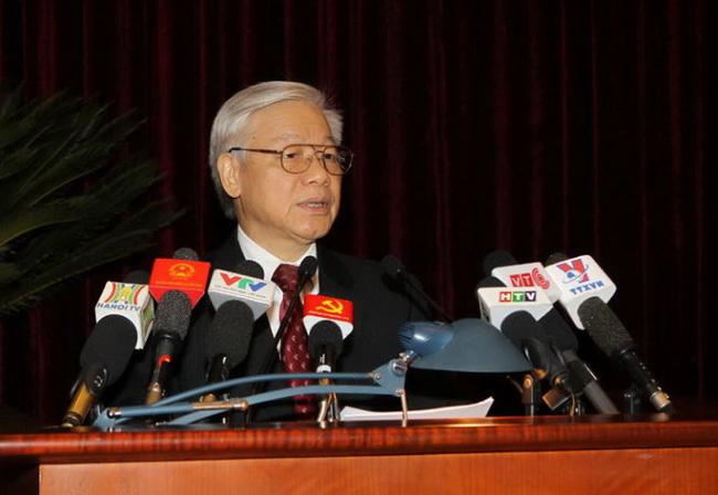 Tổng bí thư Nguyễn Phú Trọng sẽ thăm Mỹ