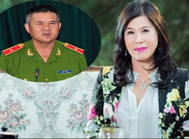 Tướng Hồ Sỹ Tiến nói về việc bà Hà Linh bị sát hại ở Trung Quốc