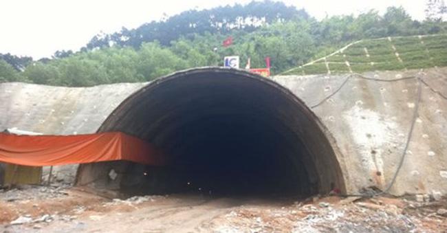 Thông hầm đường bộ Phú Gia, tổng vốn đầu tư 1.743 tỷ đồng