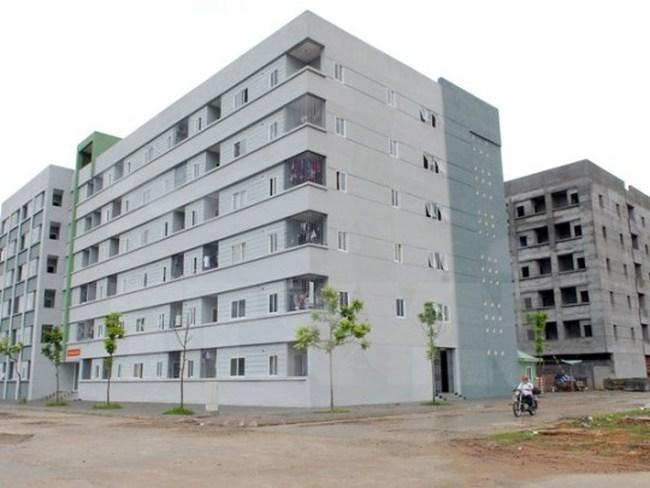 Hà Nội tiếp nhận hồ sơ mua nhà ở xã hội tại Khu đô thị Tứ Hiệp