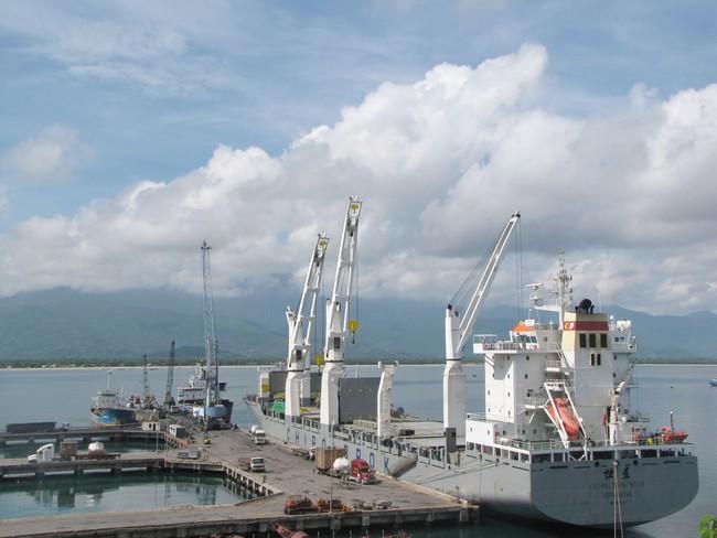 Đầu tư 846 tỉ đồng xây bến số 3 cảng Chân Mây