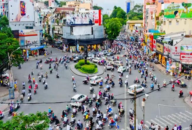 Tp.HCM: Đầu tư 124.200 tỉ đồng cho các dự án giao thông đường bộ