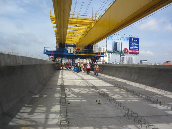 2 dự án metro tại TPHCM đội vốn khủng hơn 2 tỉ USD