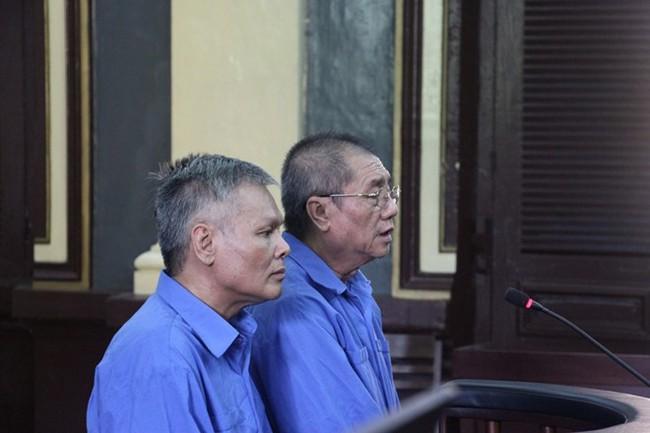 Xét xử vụ tham ô tại Cty Cho thuê tài chính 2: Đề nghị tuyên 2 án tử hình