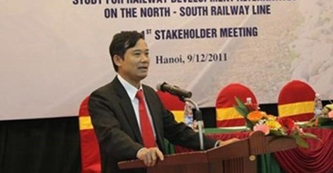 Nhận 70 triệu Yên Nhật của Cty JTC: Sáu cựu quan chức đường sắt sắp hầu tòa