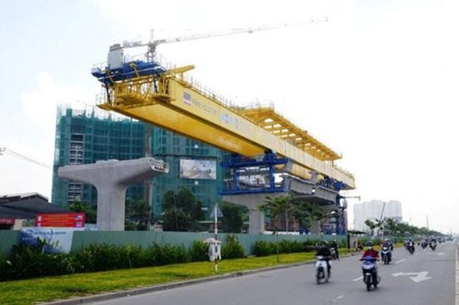 """TP. Hồ Chí Minh: Giải ngân vốn ODA dự án trọng điểm tốc độ """"sên bò"""""""