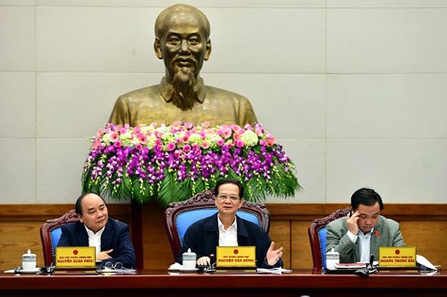 Thủ tướng: GDP năm 2015 đạt trên 6,5% là khả thi