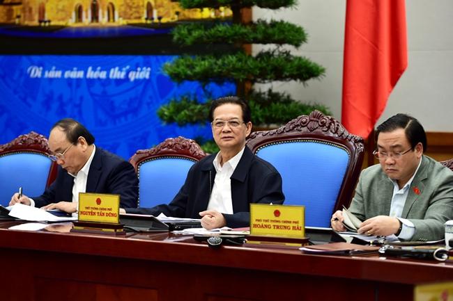 Thủ tướng yêu cầu tiếp tục đà cải cách