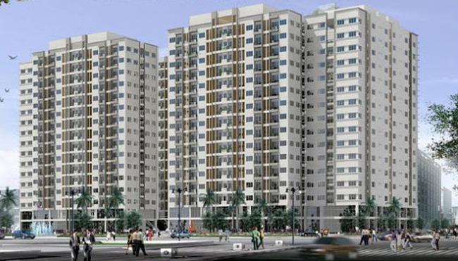 Địa ốc Hoàng Quân hợp tác xây dựng Khu nhà ở xã hội rộng gần 12.400m2