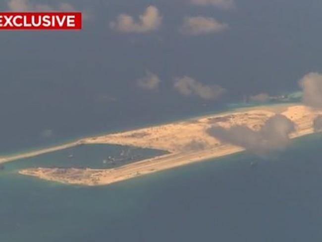 """Trung Quốc ngang ngược tuyên bố """"thắng Mỹ"""" ở Biển Đông"""