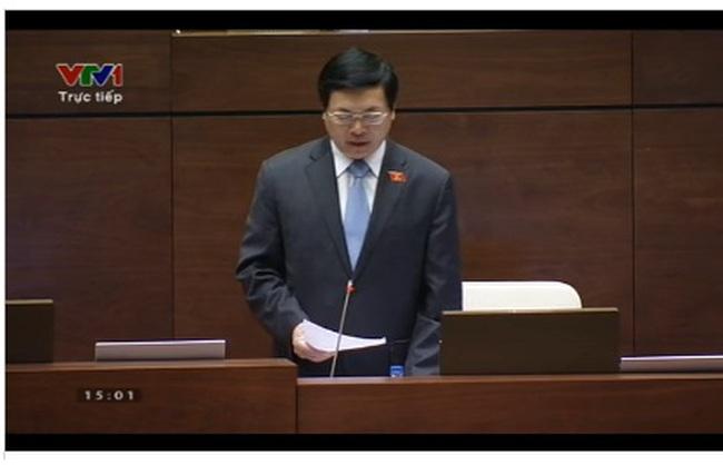 Bộ trưởng Vũ Huy Hoàng: Thừa nhận có buôn lậu và kinh tế ngầm