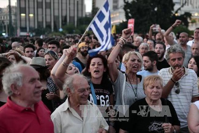 'Giấc mộng châu Âu' có tan vỡ vì Hy Lạp?