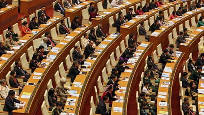 Chuẩn bị kỳ họp thứ 10 của Quốc hội