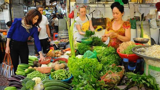 Hà Nội: CPI tháng đầu năm 2015 giảm 0,17%