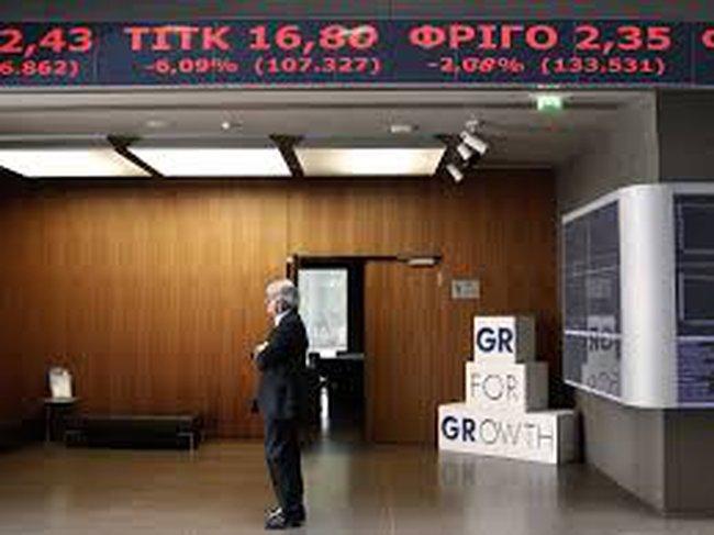 Gặp mặt người duy nhất kiếm bộn tiền trên sàn chứng khoán Hy Lạp