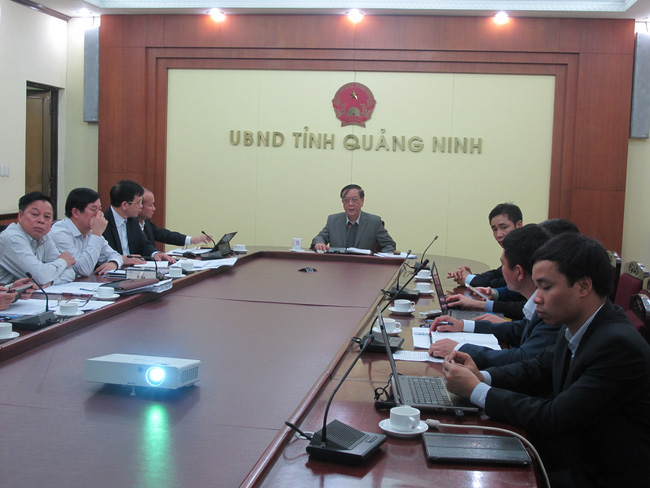 """Quảng Ninh """"chào hàng"""" nhiều dự án nghìn tỷ"""