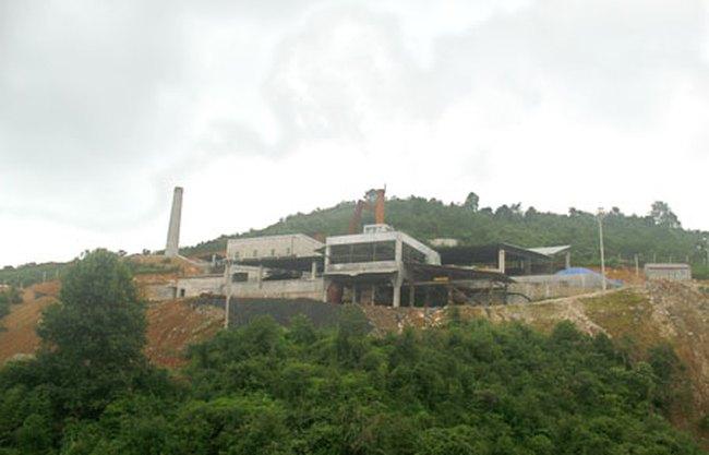Bắc Kạn: Bắt khẩn cấp kế toán trưởng Công ty CP Khoáng sản Na Rì Hamico