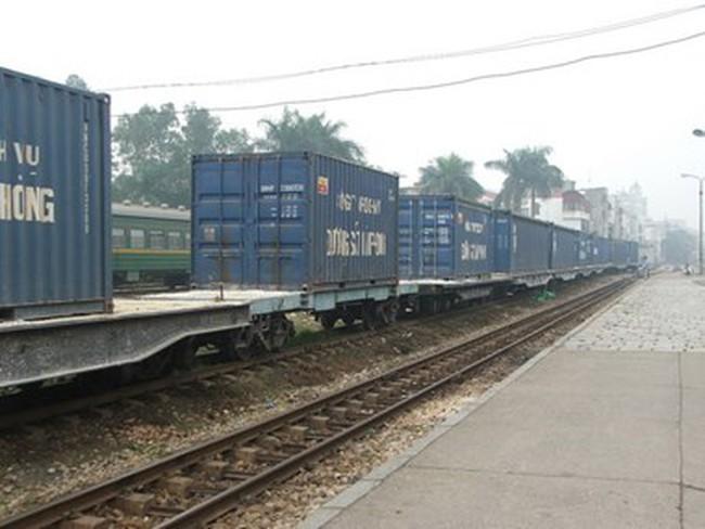 Sắp khởi công dự án đường sắt Trung tâm Logistics-ga Yên Viên