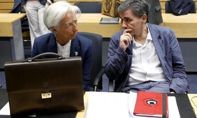 IMF: Tái cơ cấu là quá đủ cho khoản nợ của Hy Lạp