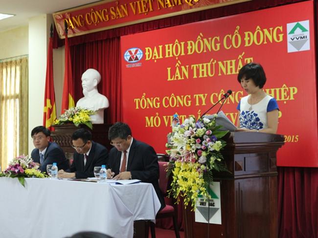 Tổng công ty công nghiệp mỏ Việt Bắc TKV sẽ thoái vốn tại một loạt công ty