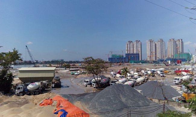 """TPHCM: Nhà đầu tư BĐS sẽ """"tranh"""" nhau nhiều suất đổi đất lấy hạ tầng"""