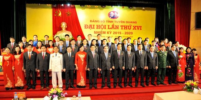 Cả nước hoàn thành Đại hội Đảng bộ cấp tỉnh, bầu 61 Bí thư Tỉnh ủy, Thành ủy