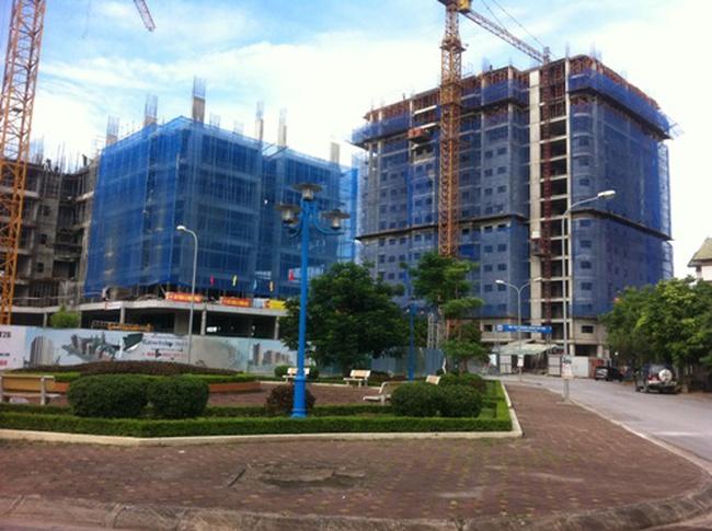 Tiến độ loạt tổ hợp chung cư có giá từ 1,3 tỷ đồng phía Bắc Hà Nội
