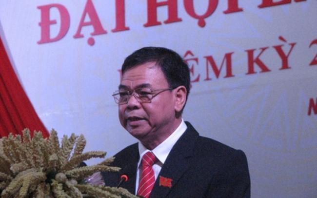 Ông Võ Thành Hạo tái đắc cử Bí thư Tỉnh ủy Bến Tre